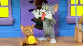 Download Tom And Jerry Tricky Trap House Playset Game Of Cat And Mouse Video