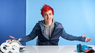 Download 10 Things Ninja Can't Live Without | GQ Video