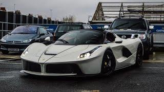 Download Gordon Ramsay driving his Brand New LaFerrari Aperta in London! Video