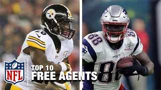 Download Top 10 2017 Free Agents & Their Best Fit | NFL NOW Video