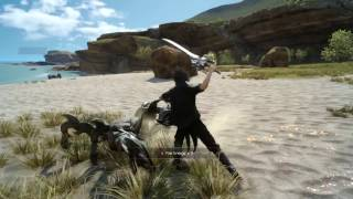 Download FINAL FANTASY XV – 101 Trailer Extended Cut Video
