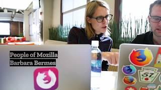 Download Barbara Bermes - People of Mozilla (English) Video