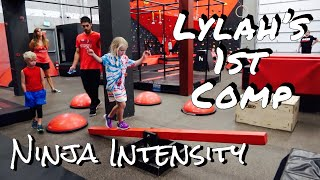 Download when she's at Her 1st Ninja Comp at Ninja Intensity in Castle Rock Video
