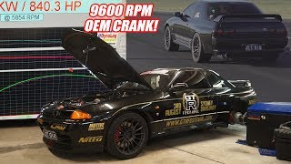 Download Project Supercar Killer Pt 2 - 9600rpm and GT-R Life Strikes Again Video