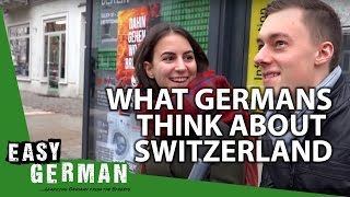Download What do Germans think about Switzerland? | Easy German 119 Video