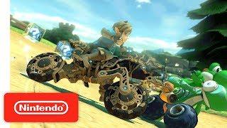 Download Mario Kart 8 Deluxe: Breath of the Wild Update - Nintendo Switch Video