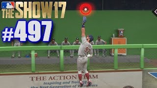 Download ROBBING A HOME RUN IN THE PLAYOFFS! | MLB The Show 17 | Road to the Show #497 Video