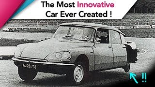 Download The Most Innovative And Most Unusual Car Ever Created, Citroën DS Video