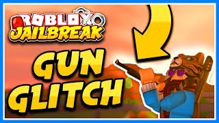 Download ROBLOX JAILBREAK CRAZY MACHINE GUN GLITCH! (NEVER GET ARRESTED BY COPS!) Video