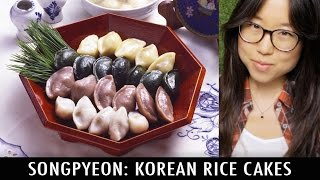 Download Songpyeon - Korean Rice Cakes Video