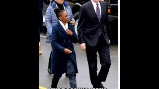 Download Bill De Blasio's Wife Chirlane McCray Denies Wearing Jeans to NYPD's Wenjian Liu Funeral... Video