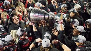 Download Ottawa Redblacks defeat Calgary Stampeders in 104th Grey Cup Video