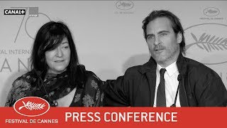 Download YOU WERE NEVER REALLY HERE - Press Conference - EV - Cannes 2017 Video