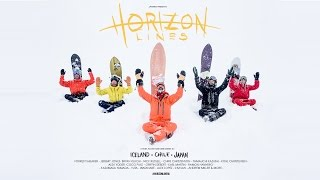 Download Snowboarding Japan's Deepest Powder | Horizon Lines Video