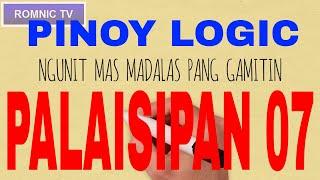 Download Palaisipan 07 Pinoy Logic Tagalog Riddles Video