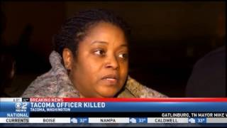 Download Tacoma Officer Killed in Shooting Video