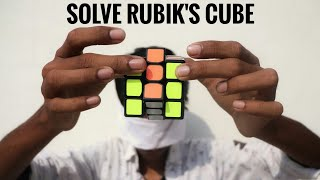 Download Solve RUBIK'S CUBE In Few Seconds With Simple Trick Video