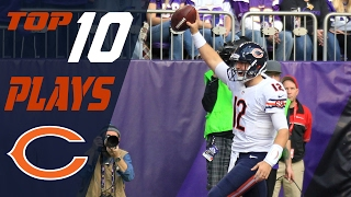 Download Bears Top 10 Plays of the 2016 Season | NFL Highlights Video
