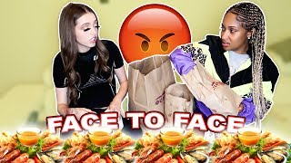 Download FINALLY CONFRONTING VICKY FACE TO FACE!! Video