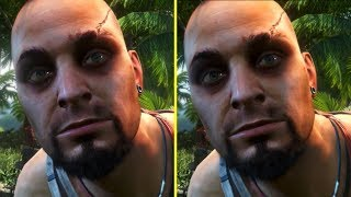 Download Far Cry 3 Classic Edition PS4 / Xbox One vs PC Original Early Graphics Comparison Video
