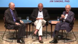 Download Mind Brain Lecture 2016: with Alan Alda, Eric Kandel and Jim Simons Video