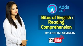 Download Bites of English : Reading Comprehension - 1 Video