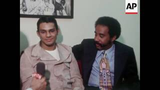 Download Interview with Roberto Duran after winning the world lightweight championship Video