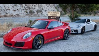 Download 2018 Porsche 911 GT3 Touring & Carrera T - (Two Takes) Video