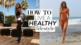 Download How To Live a HEALTHY LIFESTYLE! My Health Routine! Video