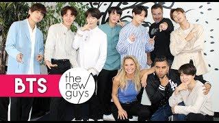 BTS Talks Performing At The BBMA's, New Single 'Fake Love' +