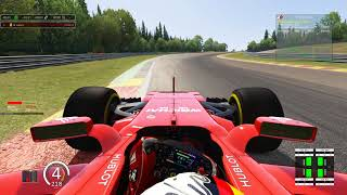 Download Assetto Corsa - 2017 Ferrari SF70H - Hotlap at Spa Video