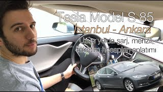 Download Elektrikli Uzun Yol 03: Tesla Model S ile İstanbul - Ankara Video