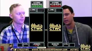 Download Finals - Jonas Neubauer vs Sean Ritchie - Classic Tetris World Championship 2015 Video