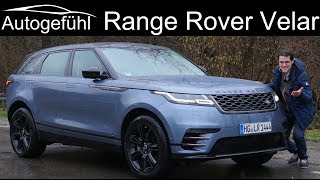 Download The new definition of luxury? Range Rover Velar FULL REVIEW - Autogefühl Video