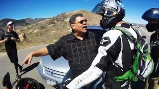 Download Stupid, Crazy & Angry People Vs Bikers 2017 | Road Rage - ″BRAIN SNAP″ Video