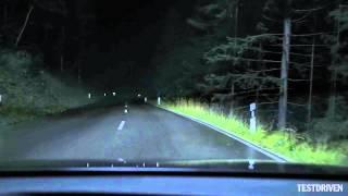 Download Audi A8 Matrix LED Headlights Video