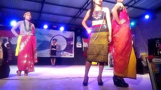 Download khelma Federation Club at the Falcon Festival performing fashion show ,Umrongso Dated 01/11/2015 Video