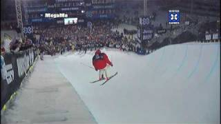 Download Kevin Rolland Ski SuperPipe Gold - Winter X Games Video