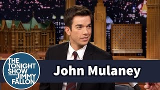 Download John Mulaney Shares His Best Heckle Story Video