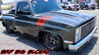 Download BIG BLOCK C10 STEPSIDE IS BAD! Video