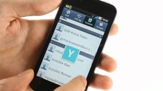 Download LG Optimus Black P970: User interface demo Video