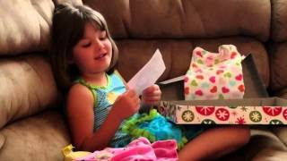 Download After 5 brothers, girl finds out she's getting the sister she's always wanted Video