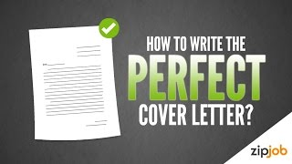 Download How To Write A Cover Letter (Example Included) Video