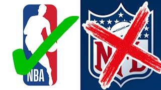 Download 8 Reasons Why The NBA Will Take Over The NFL As America's BEST SPORTS LEAGUE Video