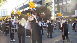 Download Alabama State Mighty Marching Hornets Band (2017) Turkey Day Classic Parade Video