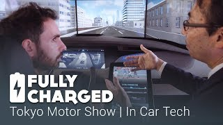 Download Tokyo Motor Show 3 - In Car Technology   Fully Charged Video