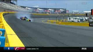 Download Monster Energy NASCAR Cup Series 2017. Pit Road Practice All-Star Race. Kyle Busch Spin Video