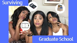 Download Surviving Grad School | ESSNTL Video