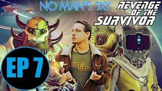 Download No Man's Sky ★ SURVIVAL EP 7 ★ Pirates, and Voltaic cells! Video