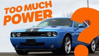 Download 6 Cars That Have Too Much Horsepower Video